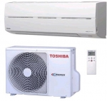 Инверторный кондиционер Toshiba RAS-10SKV-E/RAS10SAV